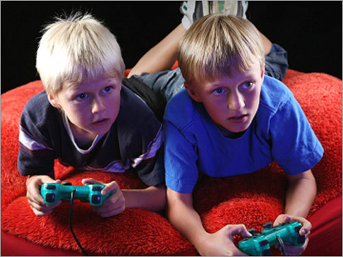 Children Addicted To Tv Computer Amp Video Games