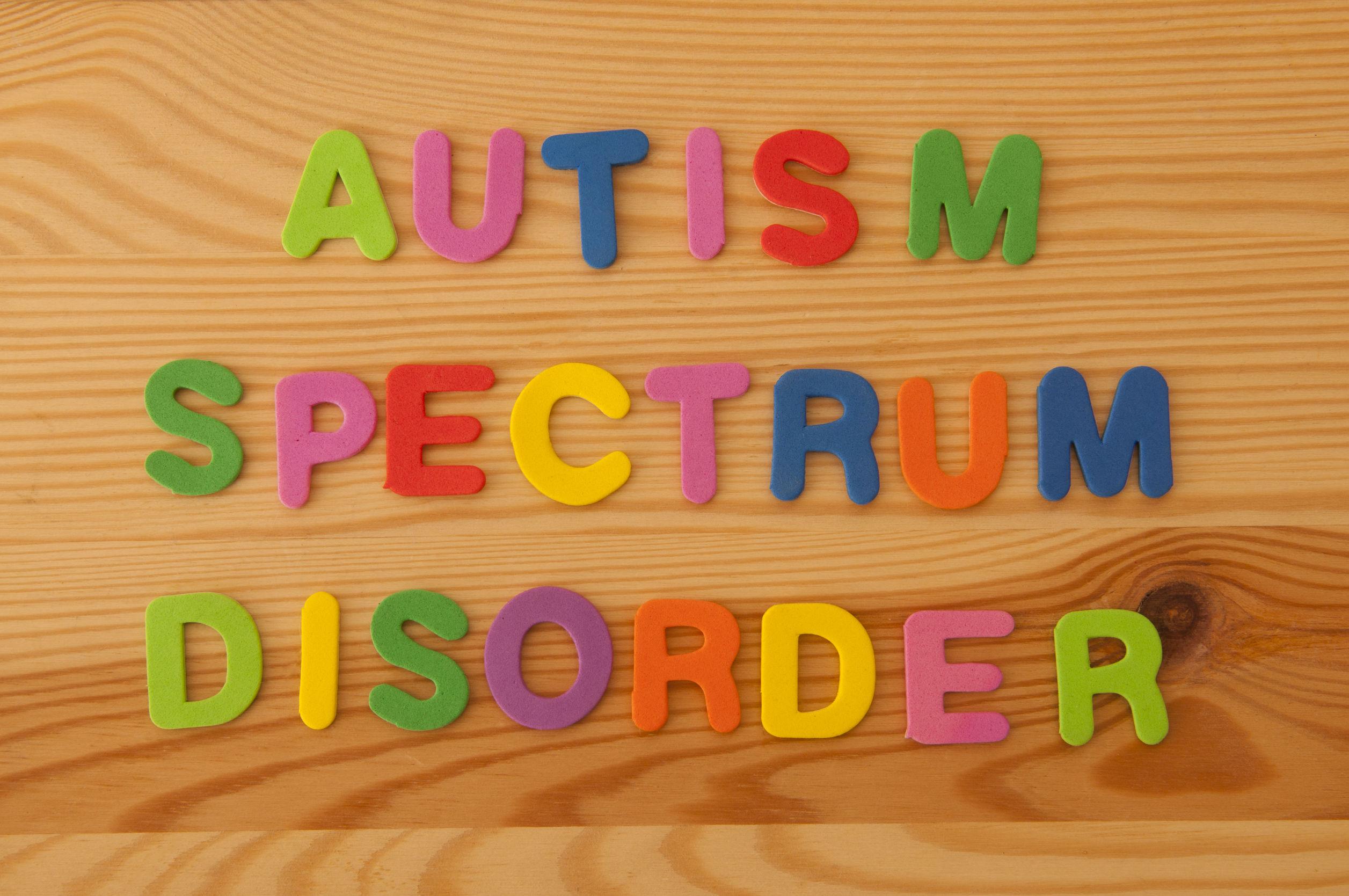 Children With Autism Spectrum Disorder