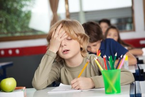 Children Dealing With Tourette's& Tic's