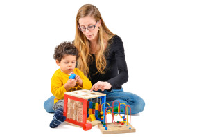 Parent Child Interaction Therapy PCIT