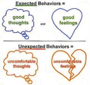 expected behaviors